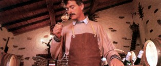 wine taster cellar man